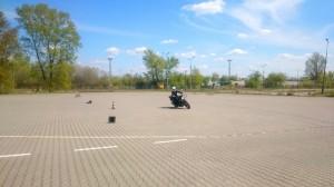 Plac manewrowy